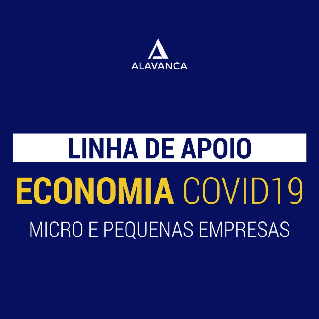 Linha de Apoio Economia COVID-19